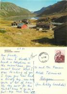 Bovertun, Jotunheimen, Norway Postcard Posted 1980 Stamp - Norway