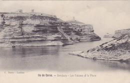 Cpa-20-bonifacio--falaises , Phare-edi Porro - France