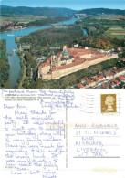 Stift Melk Abbey, Melk, Niederosterreich, Austria Postcard Posted 2010 Stamp - Melk