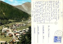 Klosterle An Der Arlbergstrasse, Vorarlberg, Austria RP Postcard Posted 1965 Stamp - Klösterle