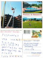 Plateau De Bonascre, Ax-les-Thermes, Ariège, France Postcard Posted 2007 Stamp - Ax Les Thermes