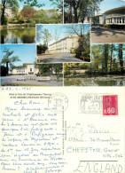 Saint-Amand-Les-Eaux, Nord, France Postcard Posted 1975 Stamp - Saint Amand Les Eaux