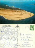 Cap-Ferret, Gironde, France Postcard Posted 1981 Stamp - Frankreich