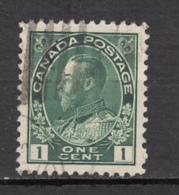##17, Canada, George V, - 1911-1935 Règne De George V