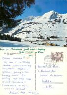 Col Des Mosses, VD Vaud, Switzerland Postcard Posted 1981 Stamp - VD Vaud
