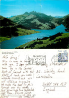 Col Des Mosses, VD Vaud, Switzerland Postcard Posted 1990 Stamp - VD Vaud