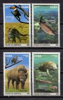 Cuba 2016 / Fauna Birds Mammals Fish MNH Aves Mamiferos Peces Säugetiere Vögel / Cu0119  33 - Oiseaux