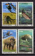 Cuba 2016 / Fauna Birds Mammals Fish MNH Aves Mamiferos Peces Säugetiere Vögel / Cu0119  33 - Pájaros