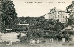 CARRIERES SUR SEINE(YVELINES) - Carrières-sur-Seine