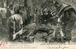 CARRIERES SOUS BOIS(YVELINES) HOPITAL MILITAIRE - Carrières-sur-Seine