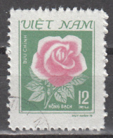 VIET NAM --NORTH     SCOTT  NO. 1037   USED     YEAR  1980 - Vietnam