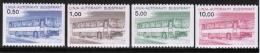 1981 Finland Complete Set Bus Parcel Stamps **.