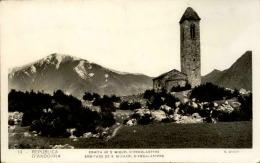 ANDORRE - Carte Postale De L 'ermitage De S. Michael D' Engolasters - A Voir - L  3680 - Andorre