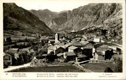 ANDORRE - Carte Postale De La Capitale Des Vallées - A Voir - L  3681 - Andorre