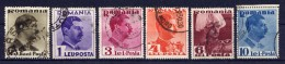 Romania Ex.Nr.389/502        O  Used       (448) - Gebraucht