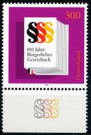 BRD - Mi 1874 - ** Postfrisch (C) - 300Pf                     Bürgerliches Gesetzbuch - BRD