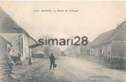 ROPPE - N° 303 - LE HAUT DU VILLAGE - Other Municipalities