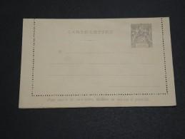 FRANCE / GUYANE - Entier Postal Type Groupe  - A Voir - L  3738 - Guyane Française (1886-1949)