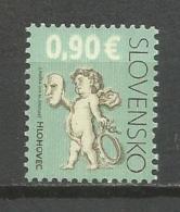Slovakia 2013. Definitive Stamp 0.90 EUR MNH - Slovakia
