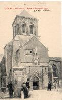 ROHAN - Eglise De FRONTENAY   (91765) - Rohan