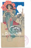 R. Franzoni - Bologna Feste Di Primavera 1905 - Manifestazioni