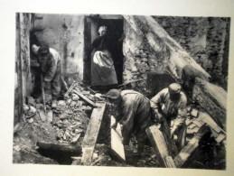 GUERRE DE 14 - 18  DORMANS PRISONNIERS ALLEMANDS 1918 - 1914-18