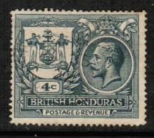 BRITISH HONDURAS   Scott # 90 F-VF USED - British Honduras (...-1970)