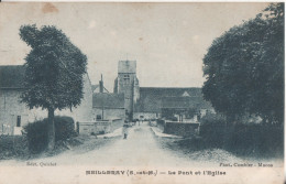 77  Meilleray Vue Sur Le Pont - France