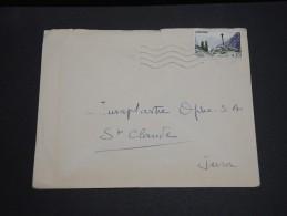 ANDORRE - Enveloppe Pour St Claude En 1962  - A Voir - L  3797 - Cartas