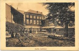 Tirlemont NA9: Pensionnat Notre-Dame. Jardin Intérieur 1924 - Tienen