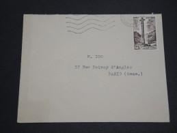 ANDORRE - Enveloppe Pour Paris - A Voir - L  3799 - Lettres & Documents