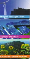 SAN MARINO  PHONECARD GREEN ENERGY-RSM 126,127,128-3500pcs-19/5/06-MINT - Saint-Marin