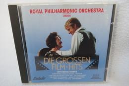 "CD ""Die Grossen Film-Hits"" Love Movie Themes, Royal Philharmonic Orchestra - Soundtracks, Film Music"