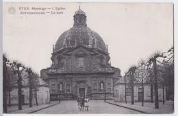 Scherpenheuvel  De  Kerk  Kleine Animatie  Anno 1911 - Scherpenheuvel-Zichem