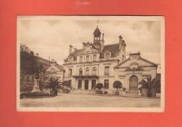 * CPSM..dépt 95..ARGENTEUIL :  La Mairie  :  Voir Les 2 Scans - Argenteuil