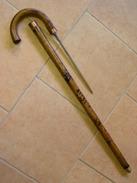 Canne épée Lame De Rosalie (1914-1918 ) - Knives/Swords