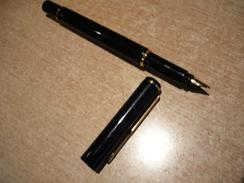 Alter Parker-Füller Mit Goldfeder (332) - Andere Sammlungen