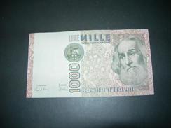 Italia. 1000 Lire - Italy