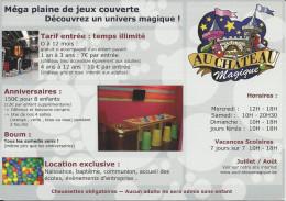 Au Chateau Magique - Plaine De Jeux - Cartes Postales