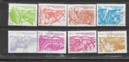 Nicaragua 1983 MI Nr° 2449/56 (o) Met Gom - Nicaragua