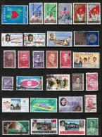PHILIPPINES---Collection Of USED DL-211 - Stamps