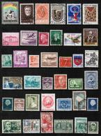 WORLDWIDE---Collection Of USED & UNUSED DL-217 - Stamps