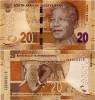 SOUTH AFRICA       20 Rand       P-139[b]       ND (2015)       UNC  [ Sign. Kganyago ] - Afrique Du Sud