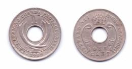 East Africa & Uganda Protectorates 1 Cent 1909 - Africa Orientale E Protettorato D'Uganda