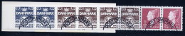 DENMARK 1999 10 Kr. Booklet C19 With Cancelled Stamps.  Michel MH57 - Booklets