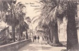 Italy San Remo Passeggiata - San Remo
