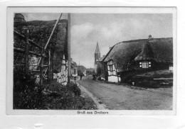 AK Dreiborn B. Schleiden, Düren, Dahlem (Eifel), Baasem, Kronenburg, Euskirchen - Sehr Selten !!! - Germania