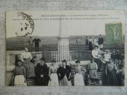 BOULOGNE SUR MER LE MONUMENT DE LA LEGION D'HONNEUR CONSTRUIT SUR L'EMPLACEMENT DU TRONE DE NAPOLEON 1er ... - Boulogne Sur Mer