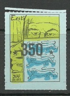 Estland Estonia 1960er Antikommunistische Vignette In Exile MNH - Estonia