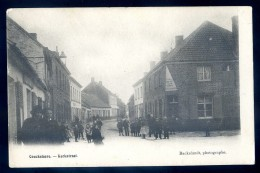 Cpa De Belgique Couckelaere  Kerkstraat   JIP13 - Koekelare